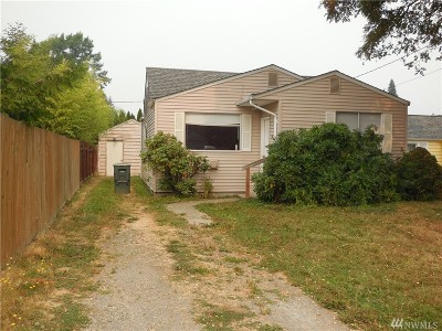 Sedro Woolley Single Family Home For Sale: 908 Nelson St