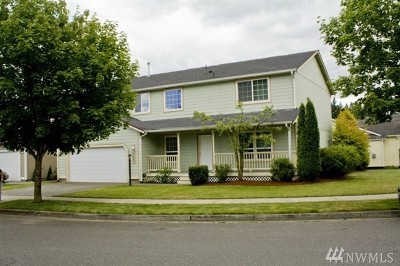 Tumwater Single Family Home For Sale: 7000 Southwick Ct SW