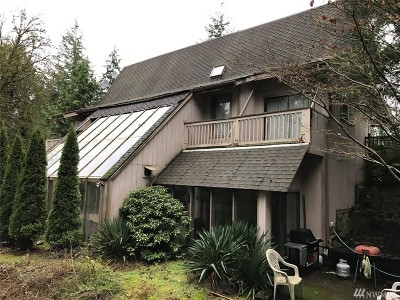 Woodinville Single Family Home For Sale: 16716 203rd Place NE