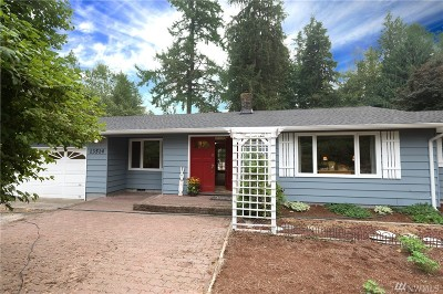 Snohomish Single Family Home For Sale: 13514 Dubuque Rd