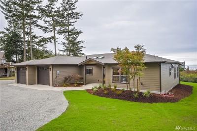 Oak Harbor Single Family Home Sold: 1335 Crestline Terr