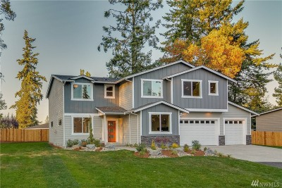 Lynnwood Single Family Home For Sale: 6321 182nd St SW