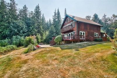 Sedro Woolley Single Family Home For Sale: 26891 Panorama Ct