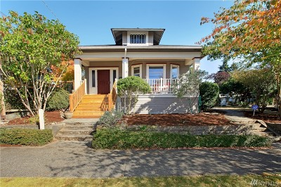 Single Family Home For Sale: 7322 25th Ave NW