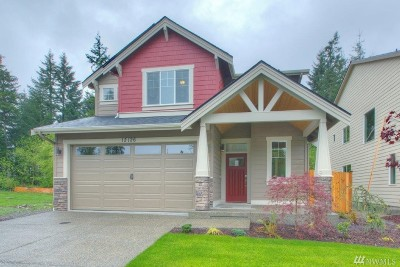 Puyallup Single Family Home For Sale: 12126 172nd St Ct E