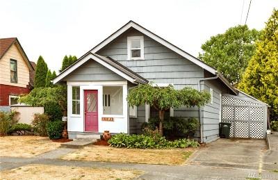 Bellingham Single Family Home Sold: 2205 C St