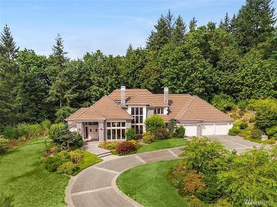 Issaquah Single Family Home For Sale: 11419 206th Place SE