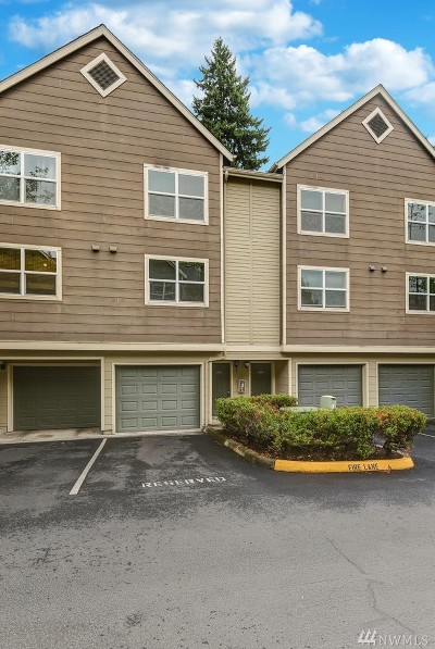 Lynnwood Condo/Townhouse For Sale: 3116 164th St SW #1808