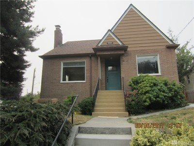 Single Family Home For Sale: 7501 25th Ave NW