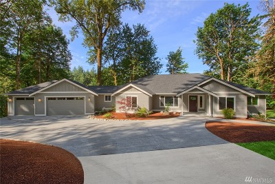 King County Single Family Home For Sale: 3021 Lake Langlois Rd NE