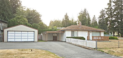 Lynnwood Single Family Home For Sale: 13722 Lake Rd