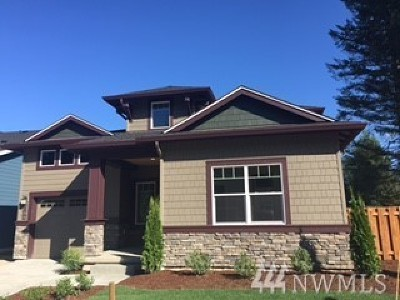 North Bend Single Family Home For Sale: 1241 Haystack (Lot 29) Ave SE