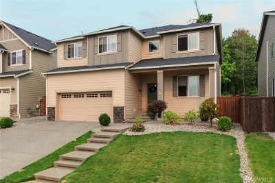 Puyallup Single Family Home For Sale: 13733 77th Av Ct E