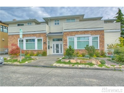 Seattle Condo/Townhouse For Sale: 5122 S Mayflower St #206