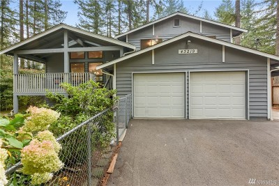 North Bend Single Family Home For Sale: 43219 SE 173rd Place