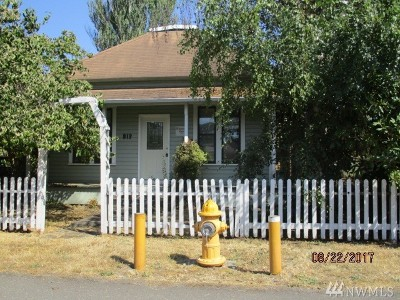 Snohomish Single Family Home For Sale: 913 Mill Ave