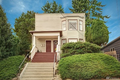 Multi Family Home For Sale: 7329 13th Ave NW