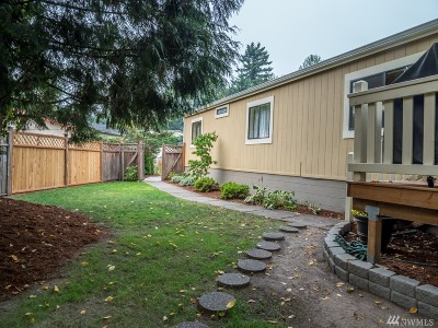 Bothell Single Family Home For Sale: 18807 127th Place NE