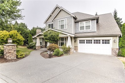 Gig Harbor Single Family Home For Sale: 2102 155th St NW
