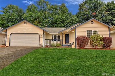 Lake Stevens Single Family Home For Sale: 712 95th Dr SE