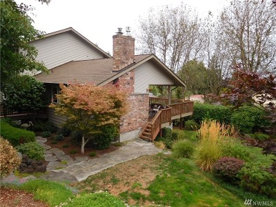 Tumwater Single Family Home For Sale: 800 C St SW