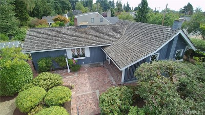 Single Family Home For Sale: 4702 46th Ave NE
