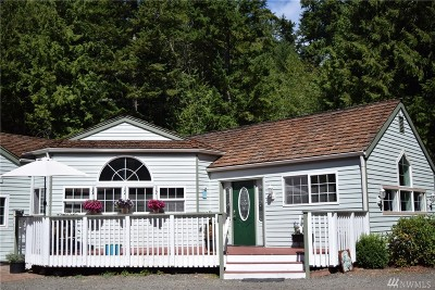 Port Ludlow Single Family Home For Sale: 115 Schooner Lane