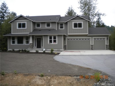 Snohomish Single Family Home For Sale: 2316 Robe Menzel Rd #03