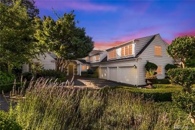 Medina Single Family Home For Sale: 7653 NE 10th St