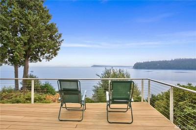 Port Ludlow Single Family Home For Sale: 211 Montgomery Lane