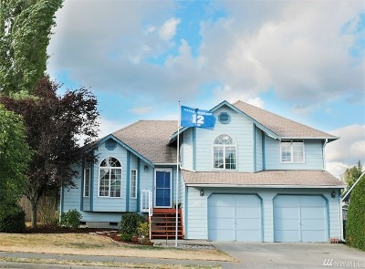Puyallup WA Single Family Home For Sale: $295,000