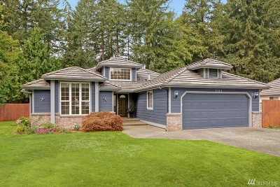 Tumwater Single Family Home For Sale: 6123 Jody Ct SW