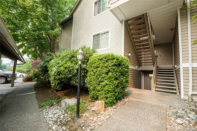 Everett Condo/Townhouse For Sale: 11527 Highway 99 #A101