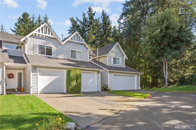 Gig Harbor Single Family Home For Sale: 2005 17th Ave NW