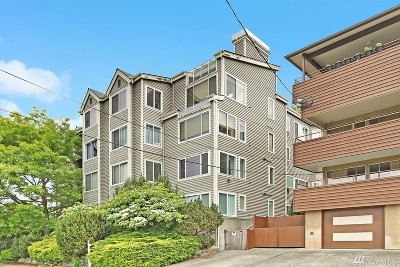 Seattle Condo/Townhouse For Sale: 2572 14th Ave W #102