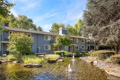 Kirkland Condo/Townhouse For Sale: 12636 100th Lane NE #F126