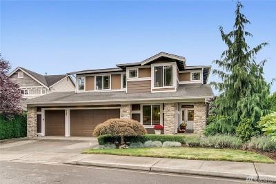 Renton Single Family Home For Sale: 5421 NE 3rd St