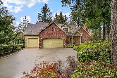 Gig Harbor Single Family Home For Sale: 11801 Sorrel Run NW