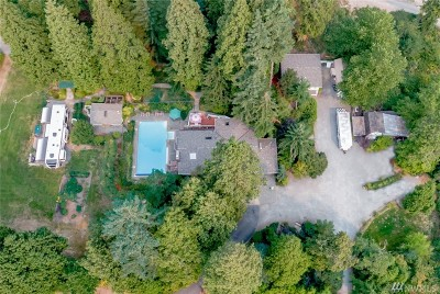Woodinville Single Family Home For Sale: 6415 228th St SE