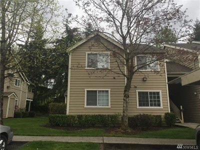 Federal Way Condo/Townhouse For Sale: 1839 S 286th Lane #s101 #S101