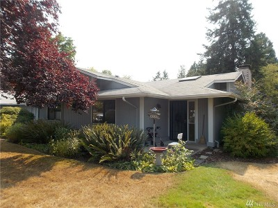 Thurston County Condo/Townhouse For Sale: 3300 Carpenter Rd SE #31