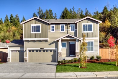 Bothell Single Family Home For Sale: 315 221st Place SW #L1002