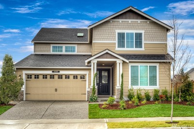 Puyallup Single Family Home For Sale: 3108 10th Ave NW #02