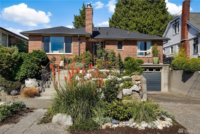 Seattle Single Family Home For Sale: 3224 NW 74th St