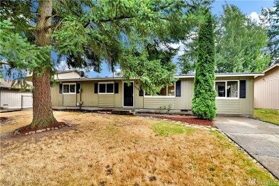 Federal Way Single Family Home For Sale: 33322 28th Place SW