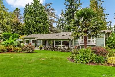 Kenmore Single Family Home For Sale: 16307 Inglewood Lane NE