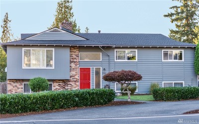 Shoreline Single Family Home For Sale: 20101 15th Ave NW