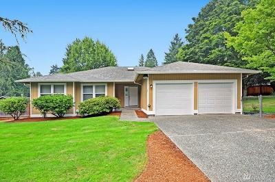 Redmond Single Family Home For Sale: 20818 NE 91st St