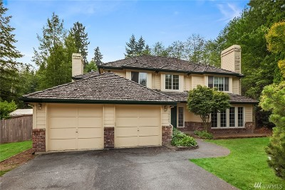 Bothell Single Family Home For Sale: 15707 99th Ave NE