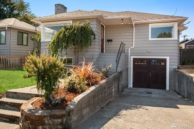 Single Family Home For Sale: 7317 24th Ave NW